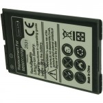 Batterie pour BLACKBERRY BOLD 9000 / 9700 3.7V Li-Ion 1200mAh