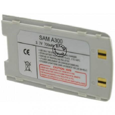 Batterie pour SAMSUNG A300 slim 3.7V Li-Ion 700mAh