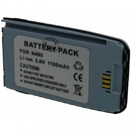 Batterie pour SAMSUNG N400 3.6V Li-Ion 900mAh