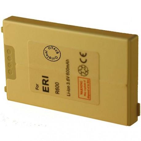Batterie pour ERICSSON R600 3.6V Li-Ion 600mAh