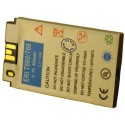 Batterie pour ERICSSON T66 3.7V li-Ion 600mAh