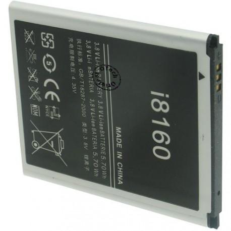 Batterie pour SAMSUNG i8160 3.7V Li-Ion 1550mAh