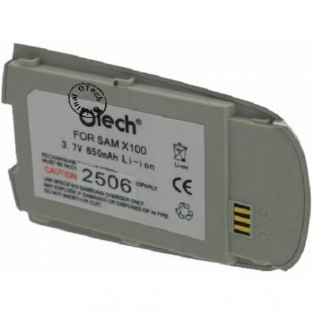 Batterie pour SAMSUNG X100 3.6V Li-Ion 700mAh