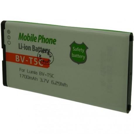 Batterie pour NOKIA BV-T5C 3.7V 1700mAh