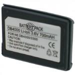 Batterie pour NEC DB40003.6V Li-Ion 800mAh