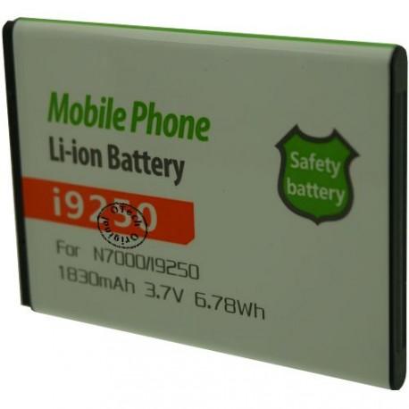 Batterie pour SAMSUNG i9250 3.7V Li-Ion 1830mAh