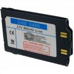 Batterie pour SAMSUNG X400 3.7V Li-Ion 650mAh