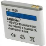 Batterie pour NOKIA 8800 3.6V Li-Ion 400mAh