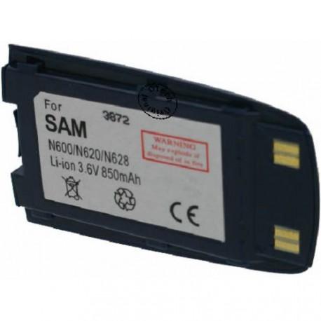 Batterie pour SAMSUNG N600 / N620 / N628 dark blue 3.6V Li-Ion 800mAh
