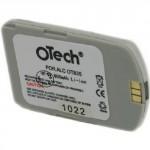 Batterie pour ALCATEL OT835 silver 3.6V Li-Ion 600mAh