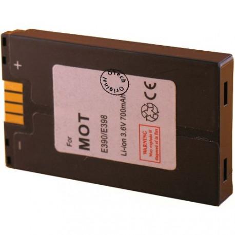 Batterie pour MOTOROLA E390 / E398 3.6V Li-Ion 700mAh