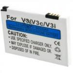 Batterie pour MOTOROLA V3 / U6 / V3i / BR50 3.7V 750mAh