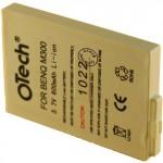 Batterie pour BENQ M300 3.6V Li-Ion 600mAh