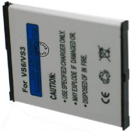 Batterie pour PANASONIC VS2 / VS3 / VS7 3.7V Li-Ion 600mAh