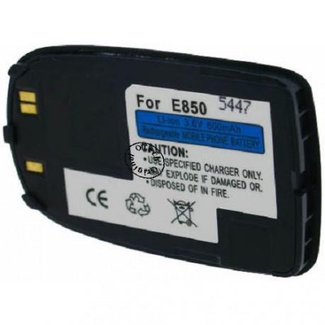 Batterie pour SAMSUNG E850 dark blue 3.6V Li-Ion 600mAh