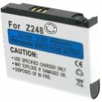 Batterie pour SAMSUNG U900 / Z248 / Z240 3.7V Li-Ion 750mAh