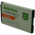 Batterie pour BLACKBERRY 8100 3.7V Li-Ion 950mAh