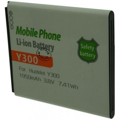 Batterie pour HUAWEI Y300 3.7V Li-Ion 1950mAh