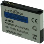Batterie pour BLACKBERRY 9500 / 9530 / 8900 3.7V Li-Ion 1380mAh