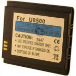 Batterie pour LG U8500 black 3.6V Li-Ion 900mAh