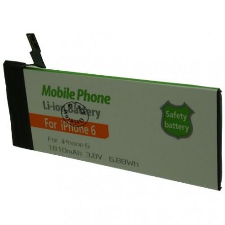 Batterie pour iPhone 6 3.82V Li-Ion 1810mAh sans outils