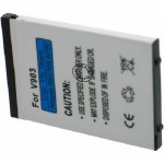 Batterie pour SHARP V903 / V703 3.6V Li-Ion 700mAh
