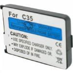 Batterie pour SIEMENS C35 / M35 / S35 3.7V Li-Ion 1000mAh