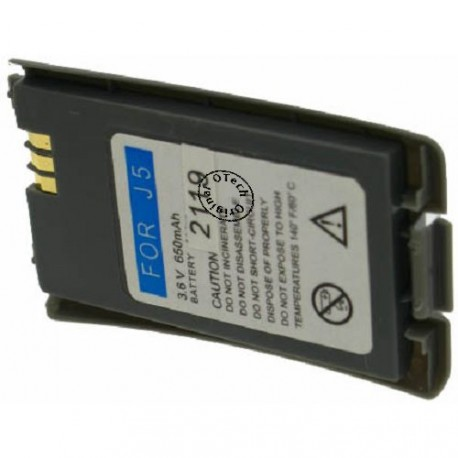 Batterie pour SONY J5 3.6V Li-Ion 650mAh