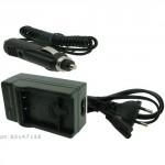 Chargeur pour batterie FUJI NP40 / 0837 / D-L18 / MIN NP1