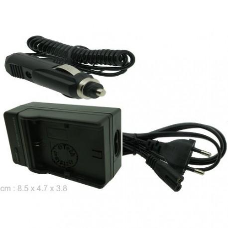 Chargeur pour batterie CANON LP-E6