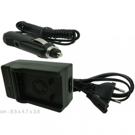 Chargeur pour batterie PANASONIC DMW-BCJ13E