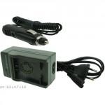 Chargeur pour batterie PANASONIC S002 / 006E / BM7