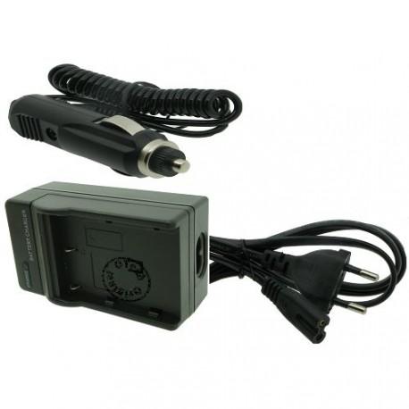 Chargeur pour batterie MINOLTA NP 400