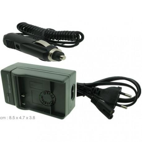 Chargeur pour batterie CASIO NP40