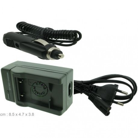 Chargeur pour batterie OLYMPUS LI-40B / 42B / NIK ENEL10