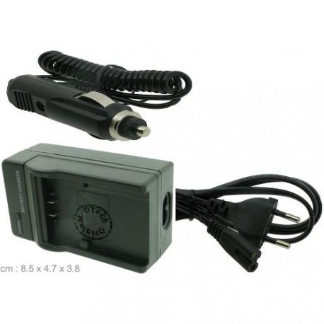 Chargeur pour batterie PANASONIC D08S / D16S / D28S