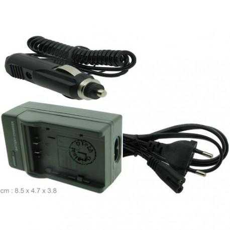 Chargeur pour batterie PANASONIC DU07 / DU14 / DU21 / DU23 / VBG130 / 260