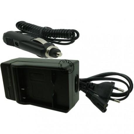 Chargeur pour pour batterie CASIO CNP-40