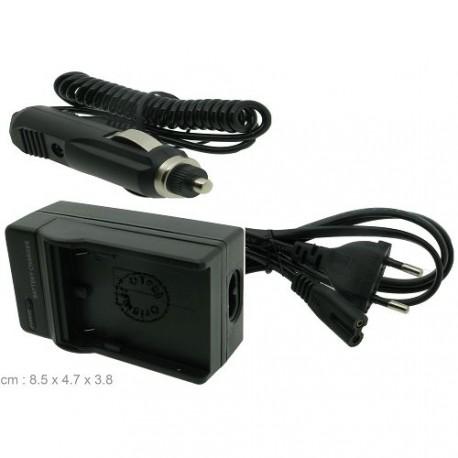 Chargeur pour batterie CANON BP911 / 915 / 930