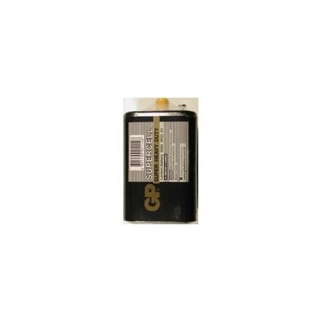 Pile de phare 6V 4R25 Saline