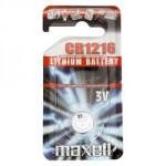 Pile bouton CR1216 Lithium 3V MAXELL