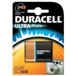 Pile photo 2CR5 6V DURACELL Ultra Photo