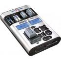 Chargeur et Testeur de pile et batterie PRO Ansmann Energy XC3000
