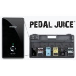 Batterie Externe PEDAL JUICE pour pédale de Guitare 9V SANYO