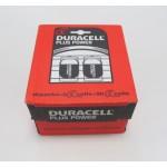 Carton de 20 piles LR14 DURACELL Plus Power