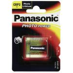Pile Photo CRP2 Lithium 6V Panasonic