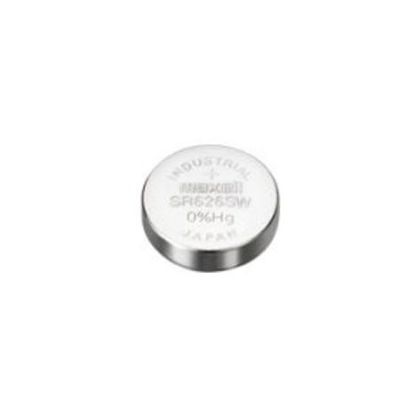 Pile bouton SR616SW 321 SR 6mm 1,55V Oxyde d'argent MAXELL