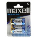 2 Piles LR14 C Alcaline 1,5V MAXELL