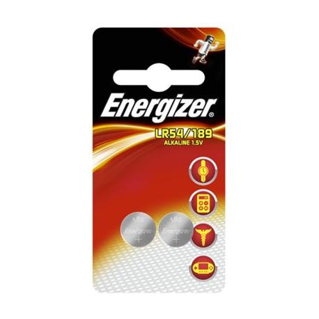 2 Piles LR54 ENERGIZER
