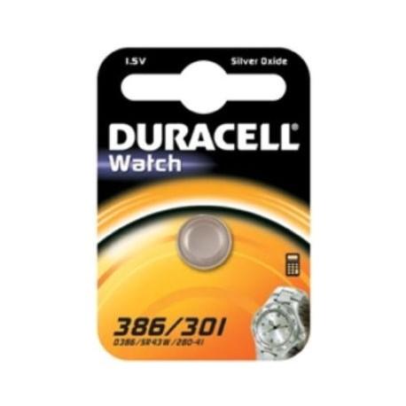 Pile SR54 389 390 Oxyde d\'argent equiv AG10 DURACELL